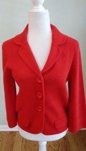 Ann Taylor wool blend cardigan